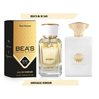 W 549 ПАРФЮМ BEAS AMOUAGE HONOUR WOMEN 50ML