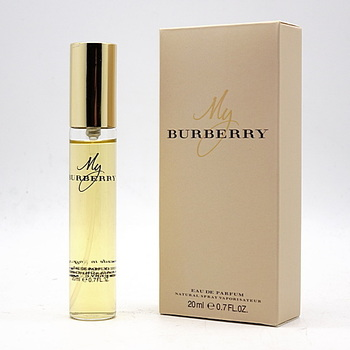 BURBERRY MY FOR WOMEN EDP 20ml (спрей)