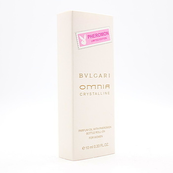 BVLGARI OMNIA CRYSTALLINE FOR WOMEN PARFUM OIL 10ml