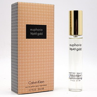 CALVIN KLEIN EUPHORIA LIQUID GOLD FOR WOMEN EDP 20ml (спрей)