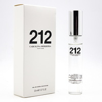 CAROLINA HERRERA 212 FOR WOMEN EDT 20ml (спрей)