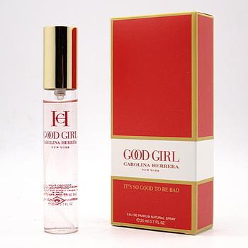 CAROLINA HERRERA GOOD GIRL RED EDP 20ml (спрей)