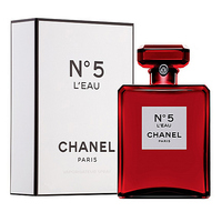 CHANEL №5 L'EAU RED EDITION FOR WOMEN EDT 100ml