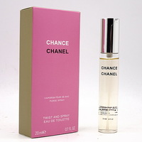 CHANEL CHANCE EAU DE TOILETTE FOR WOMEN 20ml (спрей)