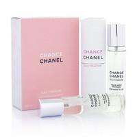 CHANEL CHANCE EAU FRAICHE FOR WOMEN 3x20ml