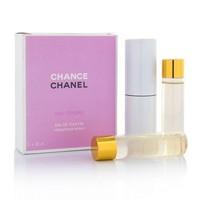 CHANEL CHANCE EAU TENDRE FOR WOMEN 3x20ml