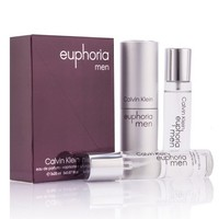 CK EUPHORIA FOR MEN EDT 3x20ml