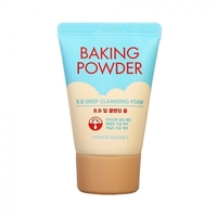 Очищающая пенка для снятия ББ-крема с содой Etude House Baking Powder B.B Deep Cleansing Foam 30 мл
