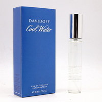DAVIDOFF COOL WATER FOR MEN EDT 20ml (спрей)