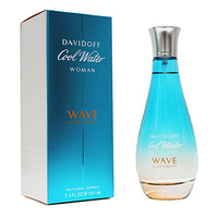 DAVIDOFF COOL WATER WAVE FOR WOMEN EDT 100ml