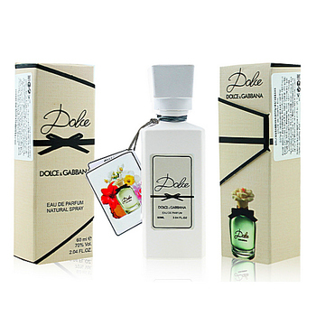 D&G DOLCE FOR WOMEN EDP 60ml