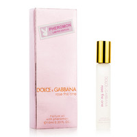 D&G THE ONE ROSE FOR WOMEN PARFUM OIL 10ml