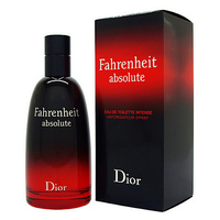 Dior fahrenheit absolute for men edt intense 100ml
