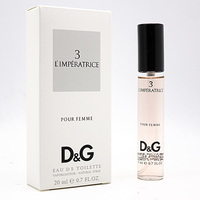 DOLCE & GABBANA 3 L'IMPERATRICE FOR WOMEN EDT 20ml (спрей)