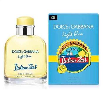 DOLCE & GABBANA LIGHT BLUE ITALIAN ZEST 125ml M