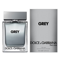 DOLCE & GABBANA THE ONE GREY FOR MEN EDT INTENSE 100ml