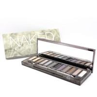 ТЕНИ NAKED URBAN DECAY SMOKY 12 ЦВ.
