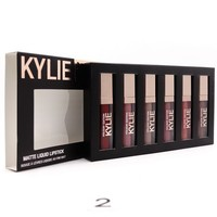 НАБОР БЛЕСКОВ KYLIE HOLIDAY EDITION 6 IN 1 - №2