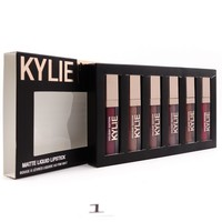 НАБОР БЛЕСКОВ KYLIE HOLIDAY EDITION 6 IN 1 - №1