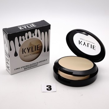 ПУДРА KYLIE SILKY POWDER LONG STAYING WATERPROOF 12g - №3