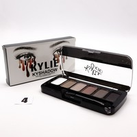 ТЕНИ KYLIE KYSHADOW PRESSED POWDER 6 ЦВЕТОВ - №4