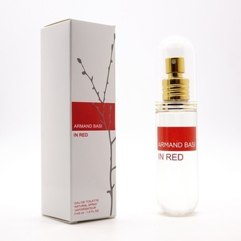 ARMAND BASI IN RED FOR WOMEN EDT 45ml