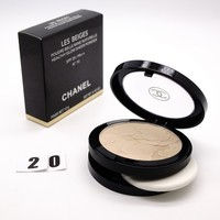 ПУДРА CHANEL LES BEIGES SPF 25 12g - №20