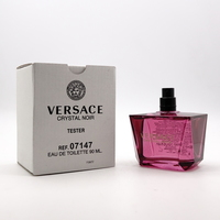 ТЕСТЕР VERSACE CRYSTAL NOIR FOR WOMEN EDT 90ml