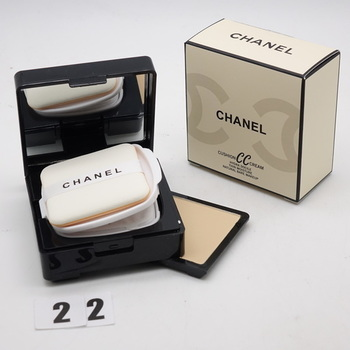 ПУДРА CHANEL CUSHION CC 2 IN 1 - №22