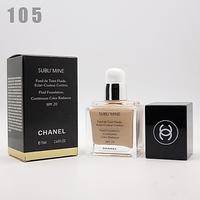 Тональный крем chanel subli'mine white 75ml - №105