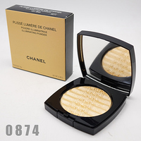 Пудра-иллюминатор chanel plisse lumiere 10g - 0874