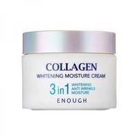 Осветляющий крем с коллагеном Enough Collagen Whitening Moisture Cream 3 in 1 85 ml