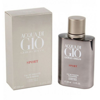 GIORGIO ARMANI ACQUA DI GIO SPORT FOR MEN EDT 100ml