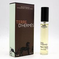 HERMES TERRE D'HERMES FOR MEN EDT 20ml (спрей)