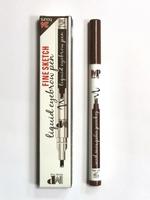 Карандаш для бровей MP Fine Sketch Liquid Eyebrow (Brown)
