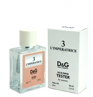ТЕСТЕР DOLCE & GABBANA 3 L'IMPERATRICE FOR WOMEN 60 ml