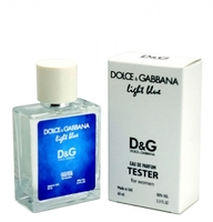 ТЕСТЕР DOLCE & GABBANA LIGHT BLUE FOR WOMEN 60 ml