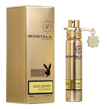 MONTALE AOUD LEATHER UNISEX EDP 20ml
