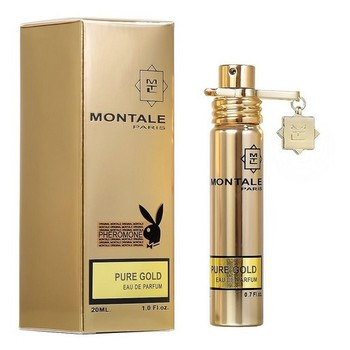 MONTALE PURE GOLD FOR WOMEN EDP 20ml