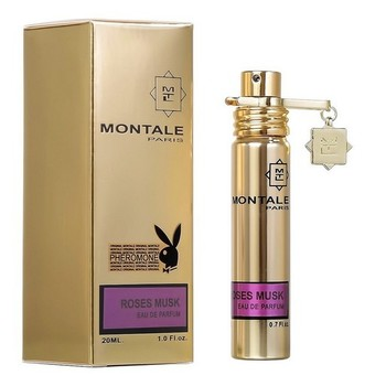 MONTALE ROSES MUSK FOR WOMEN EDP 20ml