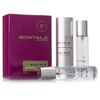 MONTALE ROSES MUSK FOR WOMEN EDT 3x20ml