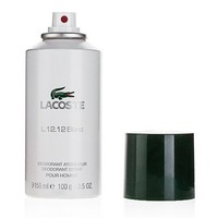ДЕЗОДОРАНТ LACOSTE L.12.12 BLANC FOR MEN 150ml