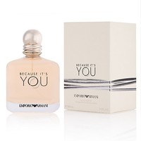 GIORGIO ARMANI EMPORIO ARMANI BECAUSE IT'S YOU FOR WOMEN EDP 100ml