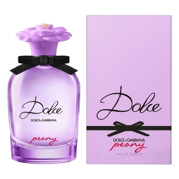 DOLCE AND GABBANA DOLCE PEANY FOR WOMEN EDP ml