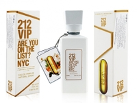 CAROLINA HERRERA 212 VIP FOR WOMEN EDP 60 ml