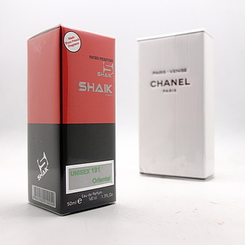 SHAIK MW 191 (CHANEL PARIS - VENISE UNISEX) 50ml