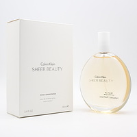 ТЕСТЕР CALVIN KLEIN SHEER BEAUTY FOR WOMEN EDT 100ml