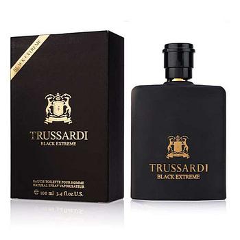 TRUSSARDI BLACK EXTREME FOR MEN EDT 100ml