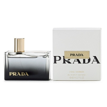 PRADA L'EAU AMBREE EDP FOR WOMEN 80 ml