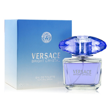 VERSACE BRIGHT CRYSTAL BLUE FOR WOMEN EDT 90ml
